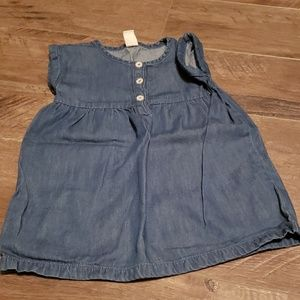 Tucker Tate Jean dress, 18 month